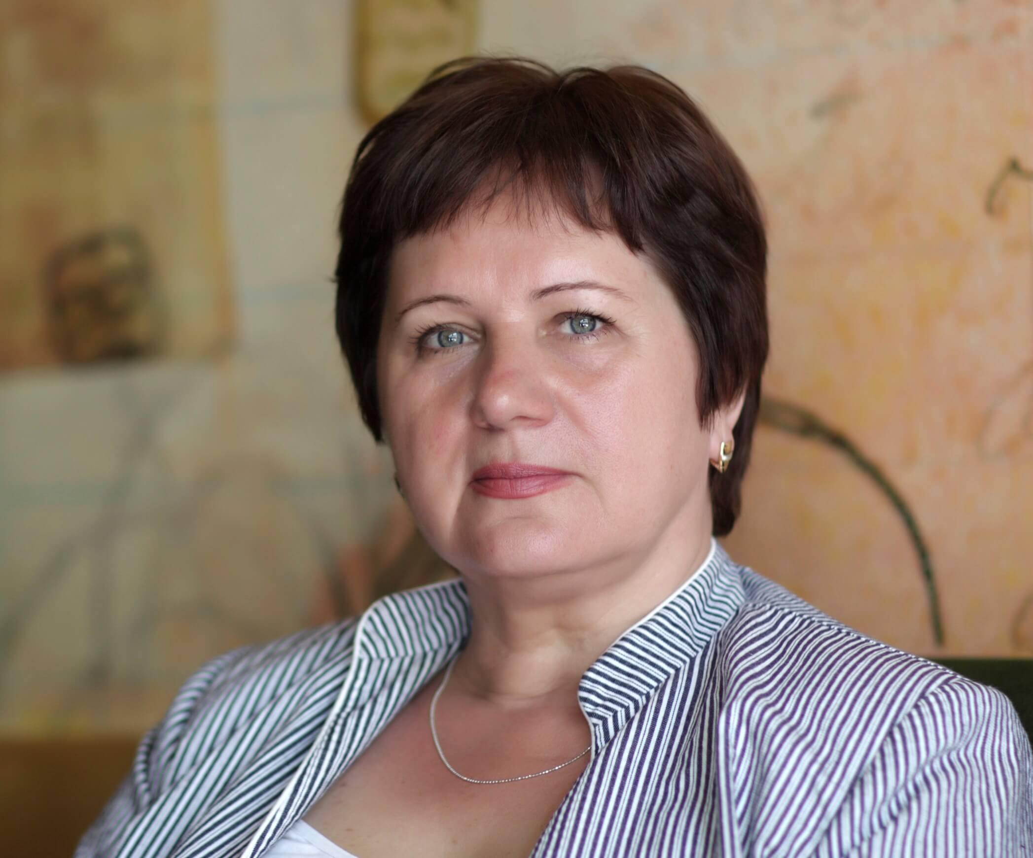 Пархоменко Оксана