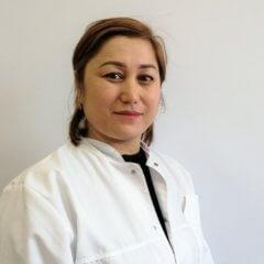 Соронбаева Бахтыгул